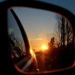 Sunset-Car