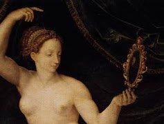Venus, mirror crop