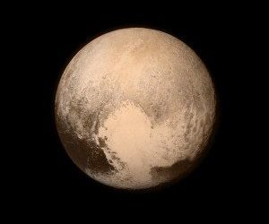 Pluto: The Dwarf Planet Mirrors the Giant Steps of Generations