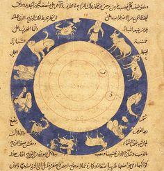 zodiac wheel _14th
