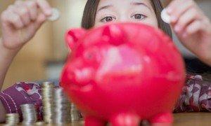 Child piggy-bank