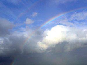 rainbows-couds-sky