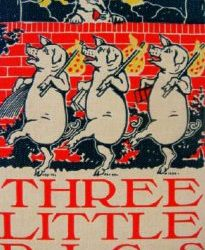 Saturn in Capricorn and the 3 Little Pigs