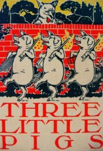 Saturn in Capricorn and the 3 Little Pigs - Insight Oasis